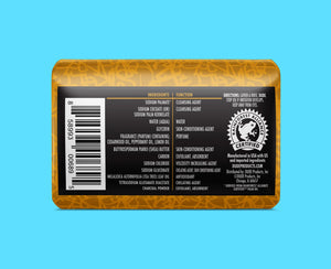 Chi Town Night Bar Soap