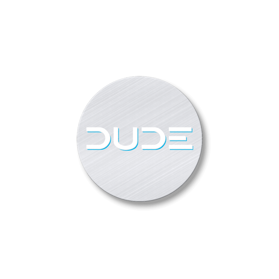 Magnetic Ball Marker Back - DudeProducts
