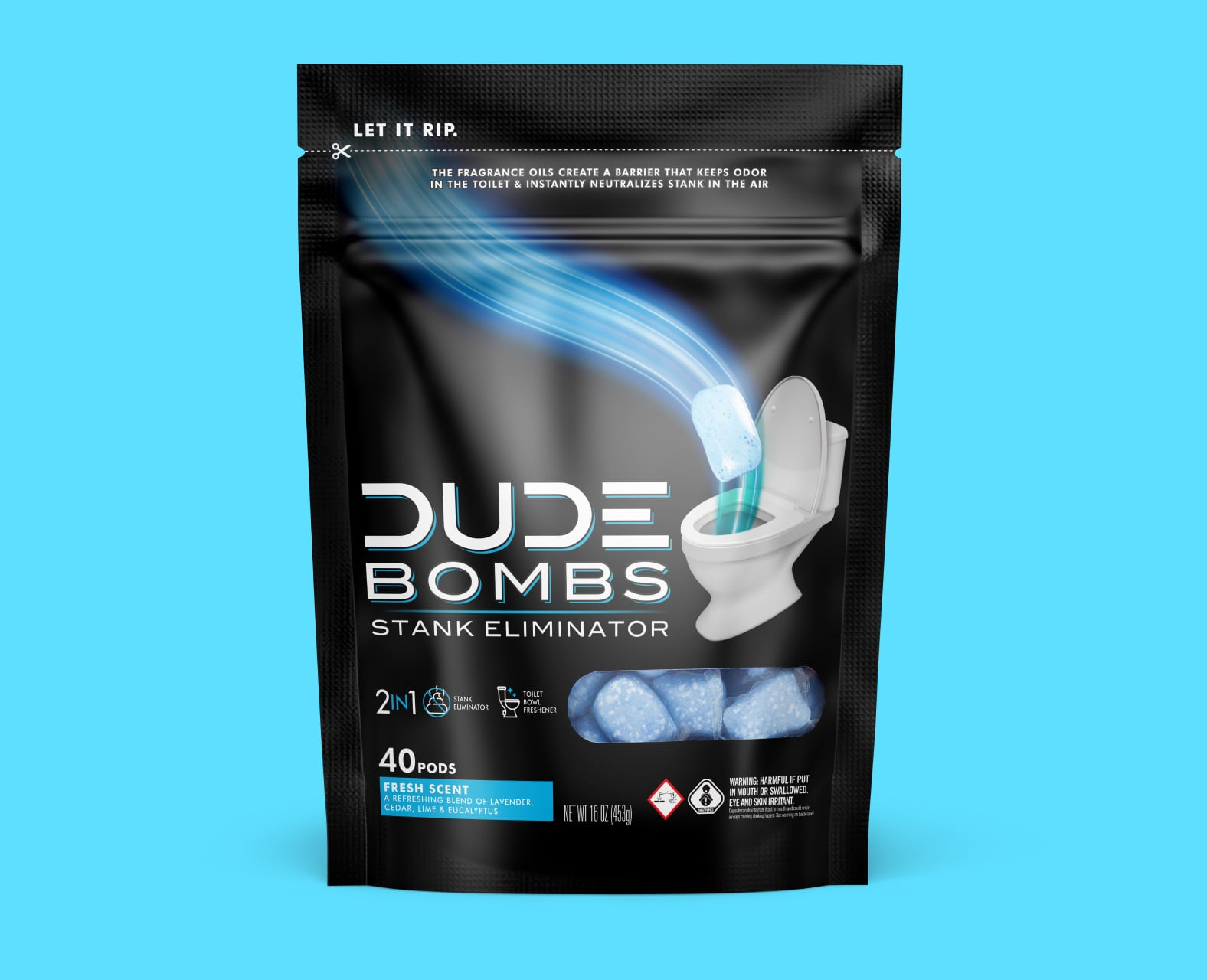 DUDE Bombs