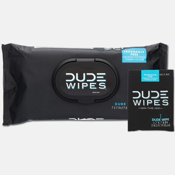 Dude Wipes - DUDE Wipes (Monthly Subscription, Delivers Every 30 Days)
