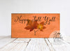 Happy Fall Yall Sign, Autumn Wall Decor, Fall Wall Sign