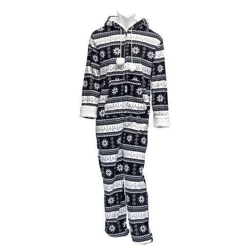 Kids Romanta Nordic Fleece Pj-Lounger - Trailcrest.com