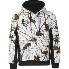 Women's Snow Forest Camo Cambrillo Hooded Sweatshirt - Trailcrest.com