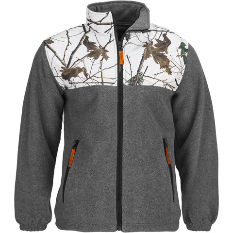 Toddler Snow Forest Camo C-Max Wind Jacket - Trailcrest.com
