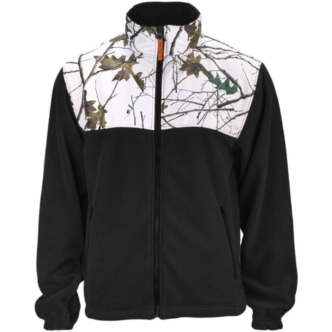 Kids Snow Forest Camo C-Max Full Zip Wind Jacket - Trailcrest.com