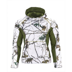 Men's Snow Forest Camo Xrg Soft Shell Hoodie - Trailcrest.com