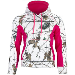 Kids Snow Forest Camo Xrg Soft Shell Hoodie - Trailcrest.com