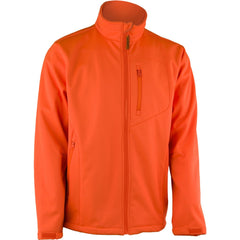 Men's Blaze Orange Xrg Soft Shell Jacket - Trailcrest.com