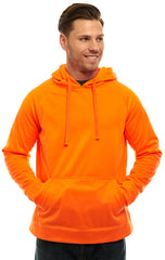 Men's Blaze Orange Xrg Soft Shell Hoodie