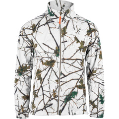Kids Snow Forest Camo Chambliss Semi-Fitted Jacket - Trailcrest.com