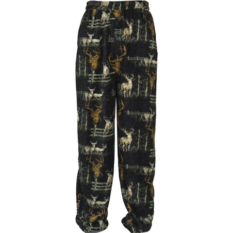 Men's Deer Daysor Lounge Pajama Bottom - Trailcrest.com