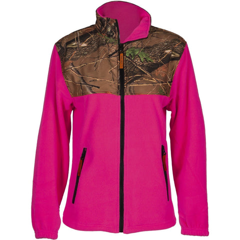 Women's Camo C-Max Full Zip Wind Jacket - Trailcrest.com