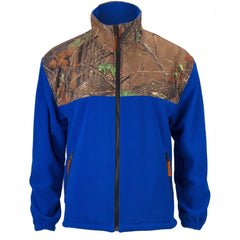 Kids Camo C-Max Full Zip Wind Jacket - Trailcrest.com