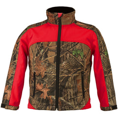 Toddler Camo Xrg Soft Shell Jacket - Trailcrest.com