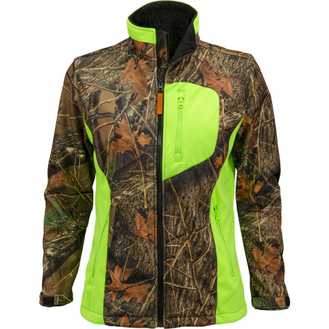 Women's Camo Custom Xrg Soft Shell Jacket - Trailcrest.com