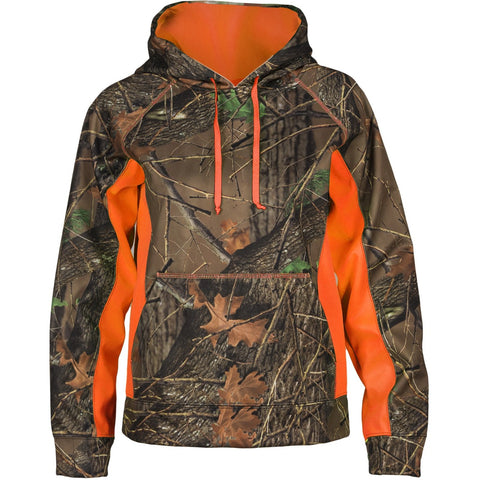 Men's Camo Xrg Soft Shell Hoodie - Trailcrest.com