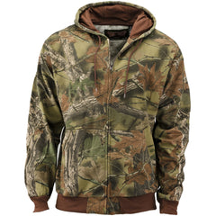 Men's Camo Cambrillo Full Zip Sweatshirt - Trailcrest.com