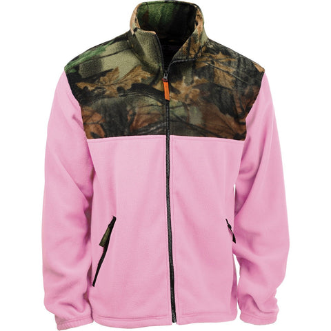 Women's Camo Chambliss Full Zip Jacket - Trailcrest.com