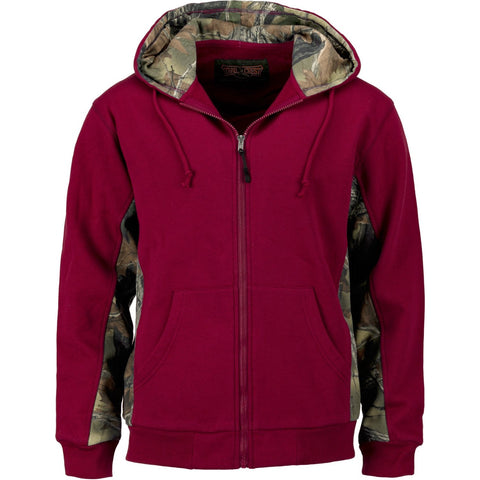 Women's Camo Cambrillo Full Zip Hoodie - Trailcrest.com