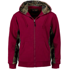Men's Camo Cambrillo Full Zip Hoodie - Trailcrest.com