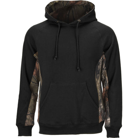 Men's Camo Cambrillo Pullover Hooded Sweatshirt - Trailcrest.com