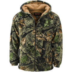 Men's Camo Thurmond Sherpa Jacket - Trailcrest.com