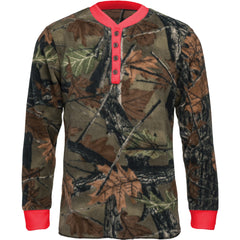 Women's Camo Daysor Lounge Pajama Top - Trailcrest.com