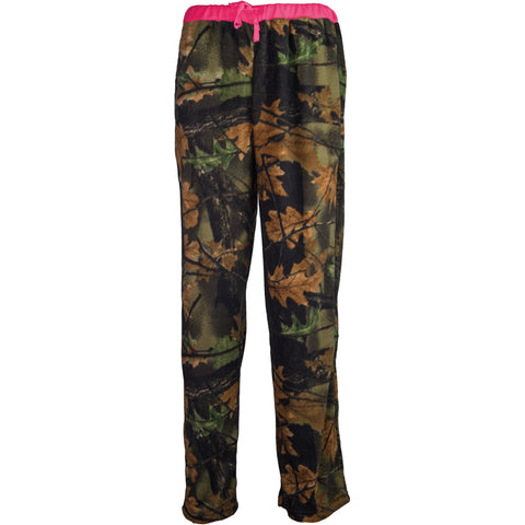 Women's Camo Daysor Lounge Pajama Bottom - Trailcrest.com