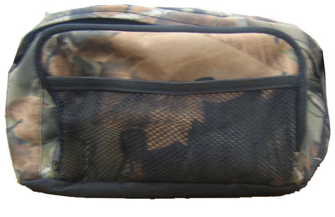 Highland Timber Camo Camping Fanny Waist Bag - Trailcrest.com