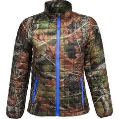 Boys Camo Ultra-Thermic Lightweight Jacket - Trailcrest.com