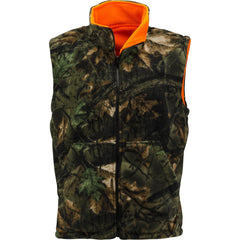 Kids Blaze Orange Thurmond Reversible Vest - Trailcrest.com