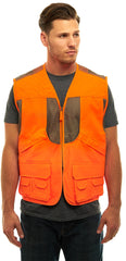 Men's Blaze Orange Deluxe Front Loader