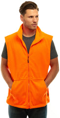 Men's Blaze Orange Chambliss Vest - Trailcrest.com