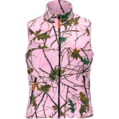 Women's Camo Chambliss Full Zip Vest - Trailcrest.com