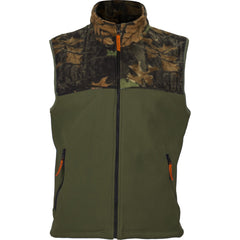 Men's Camo Chambliss Full Zip Vest - Trailcrest.com