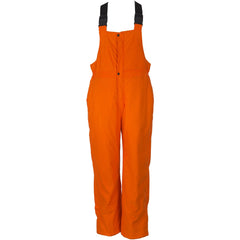 Men's Blaze Orange Evolton Insulated Bib Overall - Trailcrest.com