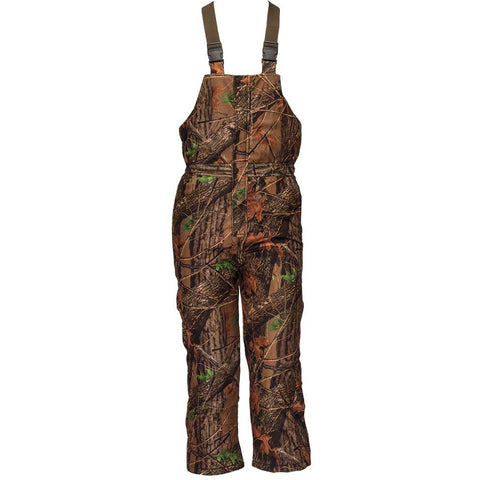 Kids Camo Evolton Insulated Bib Overall - Trailcrest.com