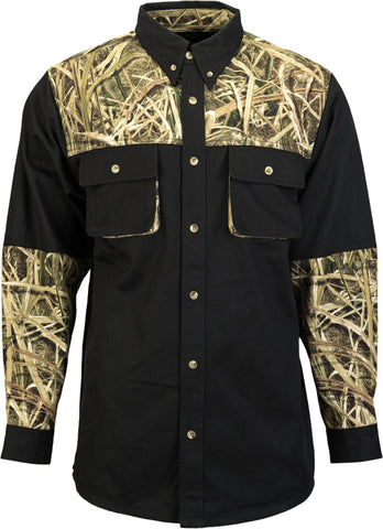 Men's Mossy Oak Carson Shooting Shirt - Trailcrest.com