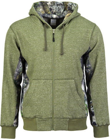 Women's Mossy Oak Cambrillo Full Zip Hoodie