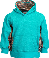 Mossy Oak Toddlers Cambrillo Hooded Sweatshirt - Trailcrest.com