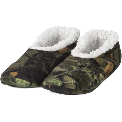 Kids Camo Romanta Lounge Footies - Trailcrest.com