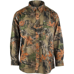 Kids Camo Carson Hunting Shirt - Trailcrest.com