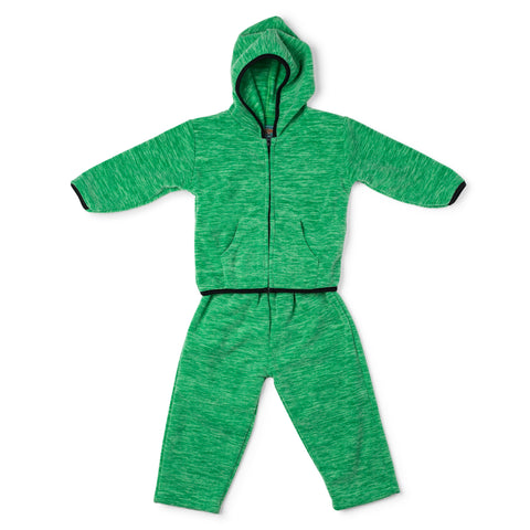 Infants Heathered Chambliss Fleece Hoodie & Pants Set - Trailcrest.com