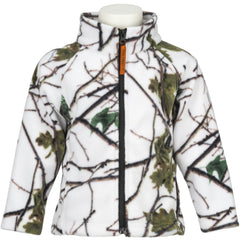 Toddler Snow Forest Camo Outdoor Jiffy Jacket - Trailcrest.com