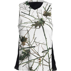 Women's Snow Camo Impulse 4-Way Stretch Tank Top - Trailcrest.com