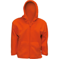 Infant Blaze Orange Everyday Easy Full Zip Hoodie - Trailcrest.com