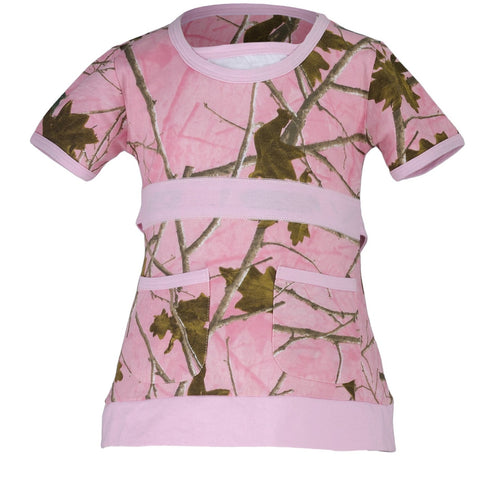 "Infant Camo ""Dress Me Up""  Dress - Trailcrest.com"