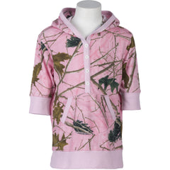 "Infant Camo ""Dress Me Up""  Hooded Tunic - Trailcrest.com"