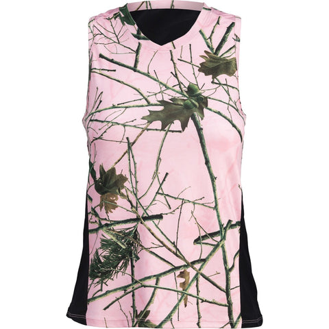 Women's Camo Impulse 4-Way Stretch Tank Top - Trailcrest.com