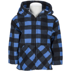 Toddler Plaid Everyday Easy Hoodie - Trailcrest.com